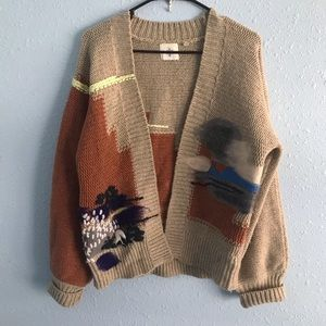 HWR by Anthropologie wool sweater